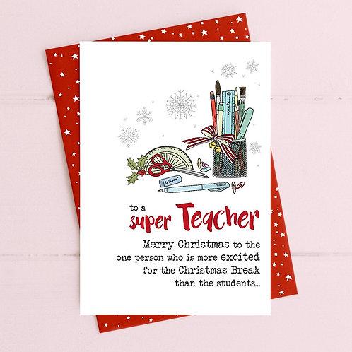 Dandelion Xmas - Super Teacher