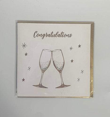 Little Robin Paper - Congratulations