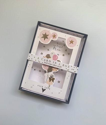 Hammond Gower - To A Wonderful Mum (Boxed Card)