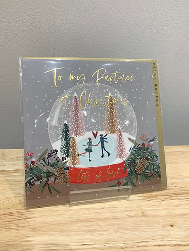 Belly Button Xmas - To My Partner