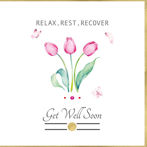 Rush Design - Relax, Rest, Recover
