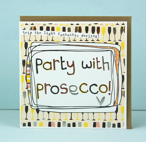 Molly Mae Light - Party with Prosecco!