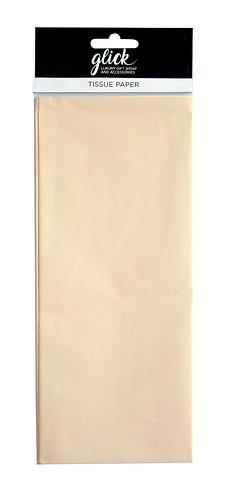 Glick - Ivory Tissue Paper