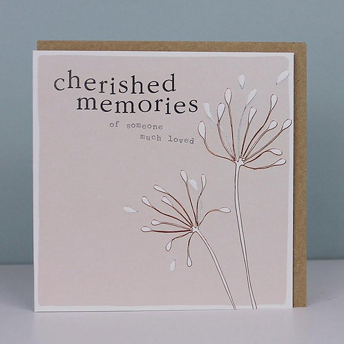 Molly Mae Cherished Memories Card