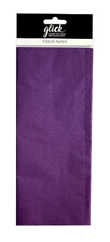 Glick - Plain Violet Tissue Paper