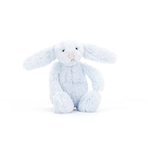 Jellycat Bashful Blue Bunny - Tiny
