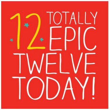 Pigment - Totally Epic Twelve Today