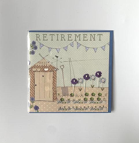 Laura Sherratt Designs - Retirement
