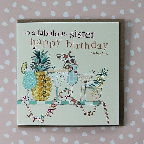 Molly Mae - Fabulous Sister Birthday