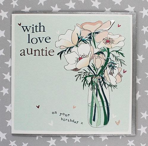 Molly Mae - With Love Auntie