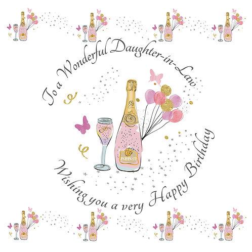 Wonderful Daughter-In-Law Happy Birthday