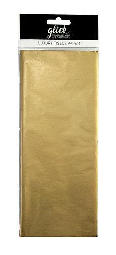 Glick - Gold Tissue Paper