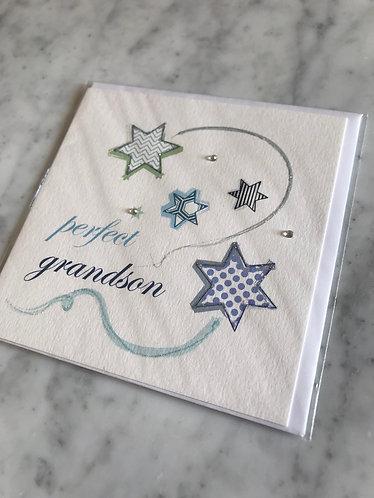 Sadie Jean Designs - Perfect Grandson