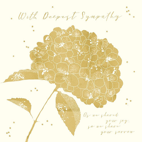 Hammond Gower - With Deepest Sympathy