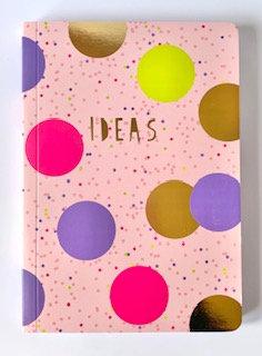 Belly Button - A5 'Ideas' Notebook