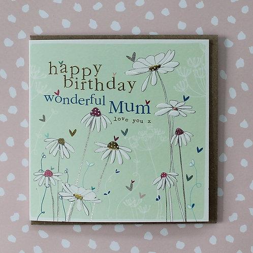 Molly Mae - Wonderful Mum Birthday