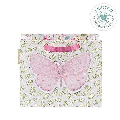 Artebene - 3D Butterfly Gift Bag