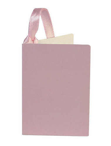 Glick - Baby Pink Pearl Gift Tag
