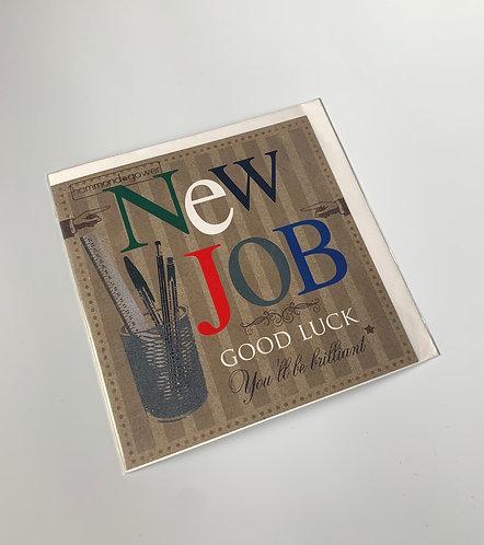 Hammond Gower - New Job