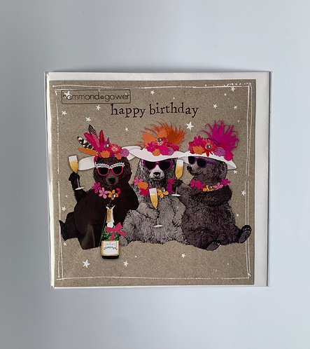 Hammond Gower - Happy Birthday