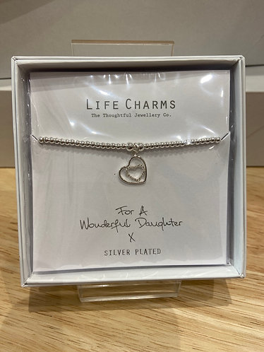 Life Charms - For A Wonderful Daughter
