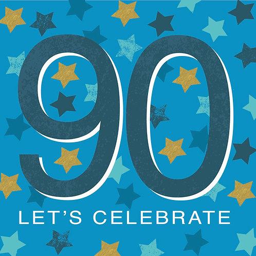 Hammond Gower - 90 Let's Celebrate