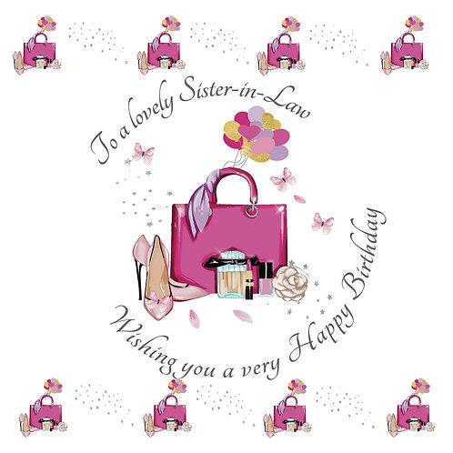 Rush Design - Lovely Sister-In-Law
