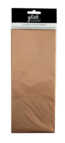 Glick - Copper Tissue Paper