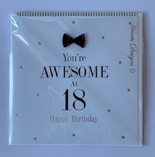 Hearts Designs - Awesome 18