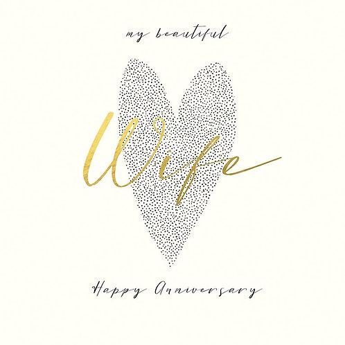 Hammond Gower - Beautiful Wife Anniversary