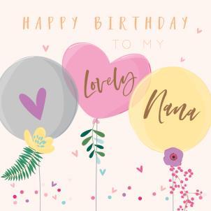 Belly Button - Lovely Nana