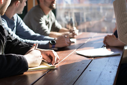 Alliance for advice and consulting as you develop professionally