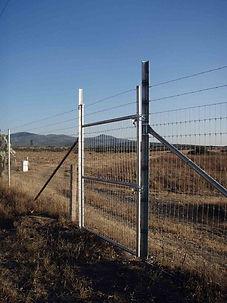 Puerta Cerca