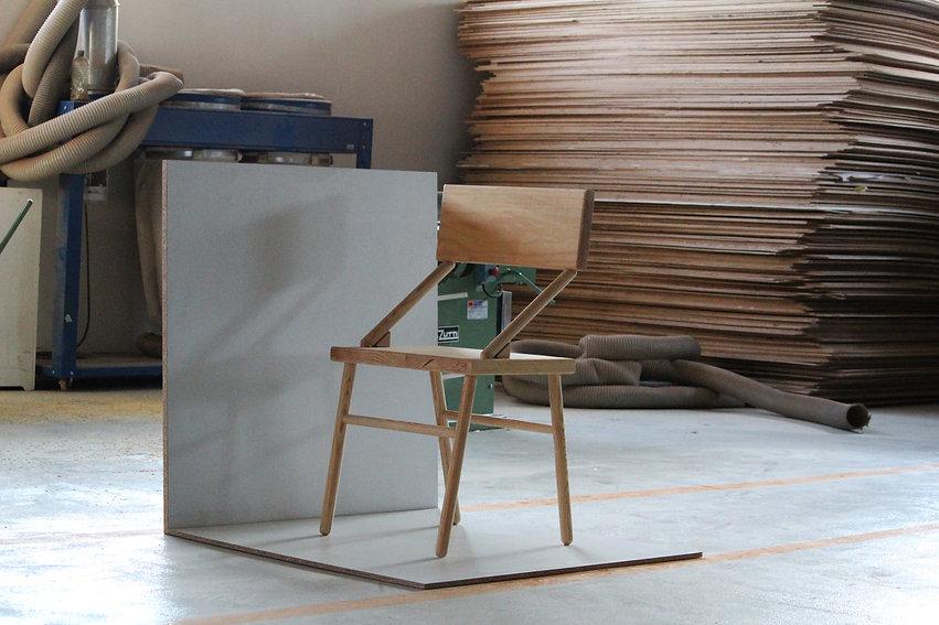 mijali posada la taquera wood chair taco inspired
