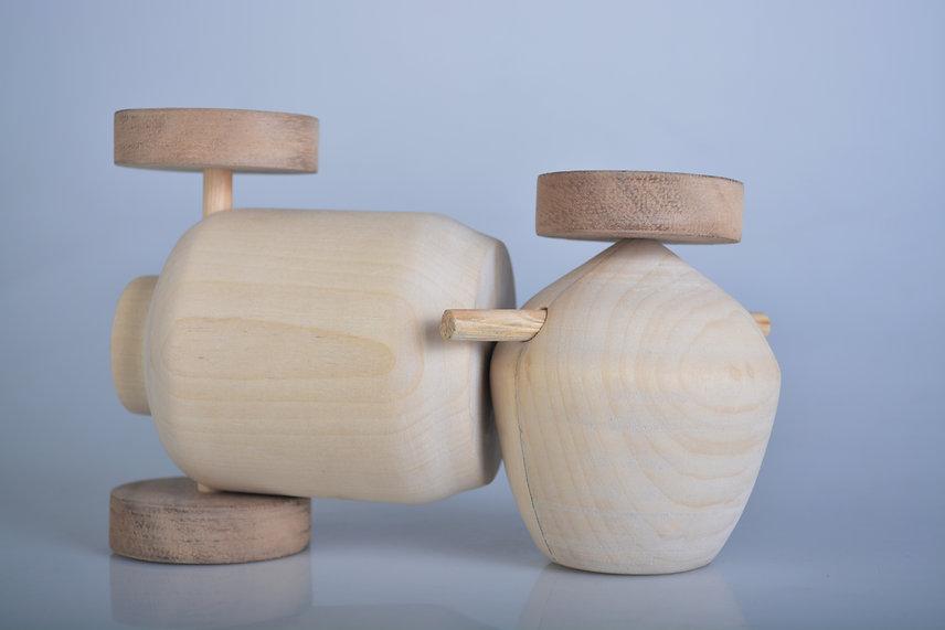 balo topo balero trompo wood toy juguete wheels