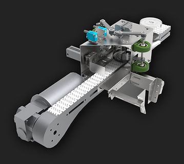 Examples of mechanically engineered soltuion in 3D