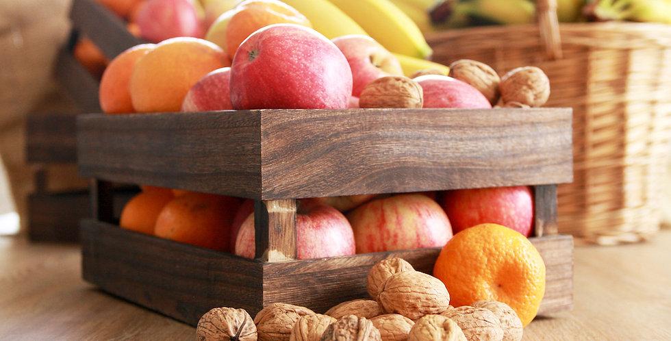 Paniers de fruits BIO à partir de 3kg