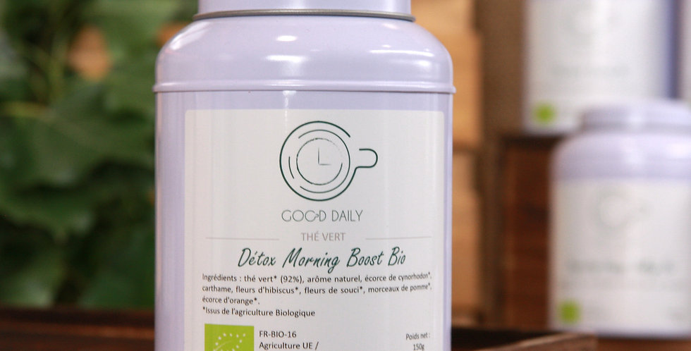 Détox Morning Boost Bio