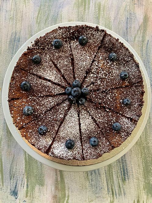 GF CHOCOLATE FUDGE CAKE