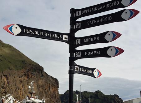 Æfingabúðir í Vestmannaeyjum