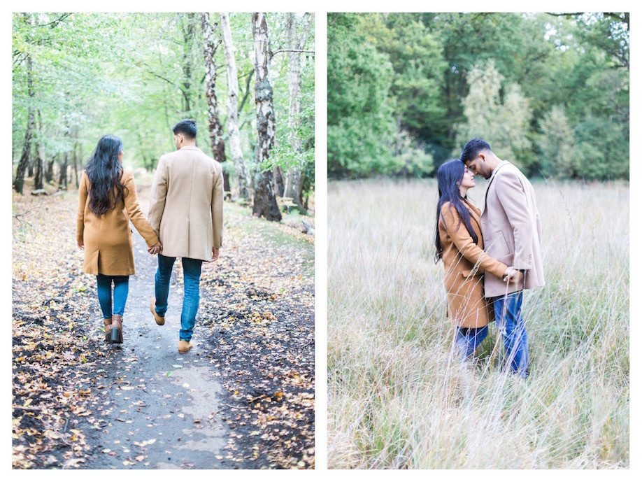 London Engagement Epping Forest Wedding 2017 2018