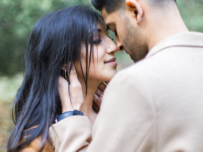 London Engagement Shoot | Epping Forest | Nikki & Shyam