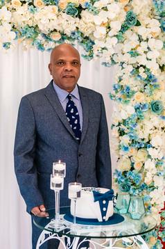 Zoom Celebration For Pastor Ade at 60