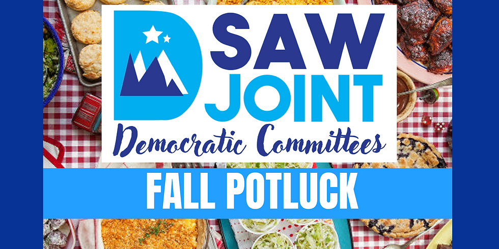 SAW Monthly Meeting & Potluck