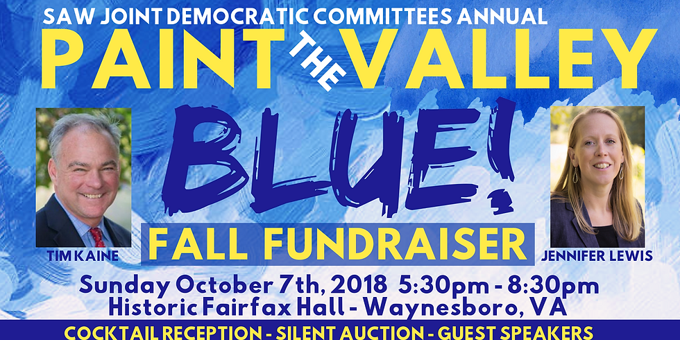 Paint the Valley Blue Fall Fundraiser