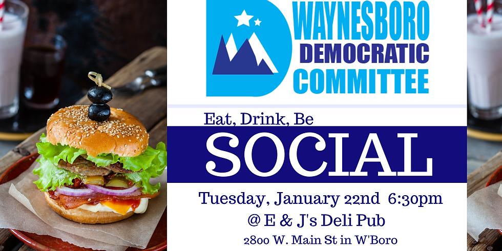 Waynesboro Dem Social
