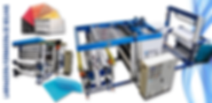laminadora formadora de plástico bolha, plástico bolha, laminadora formadora
