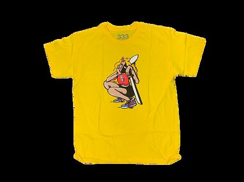 Kodone x Half-Evil Yellow Angel Tee