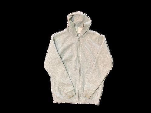 Carhartt Grey Zip-up Hoodie