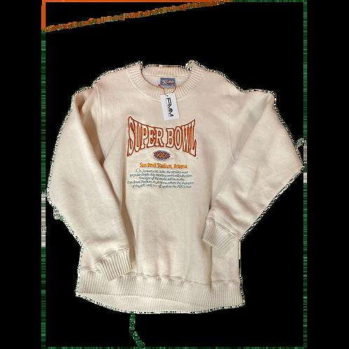 Vintage 1996 Super Bowl Sweatshirt